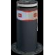 Zapora ze sprężyną gazową DAMPY B 219/700