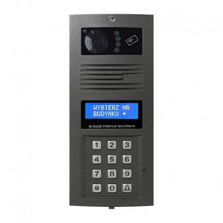 videodomofon cyfrowy OP-SL255RC HR grafit